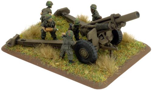 155mm Field Artillery Battery (VUSBX10)